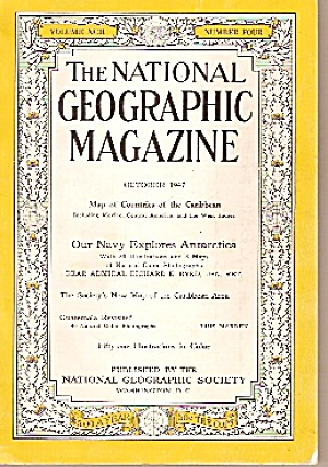 National Geographic Magazine - June 1946
