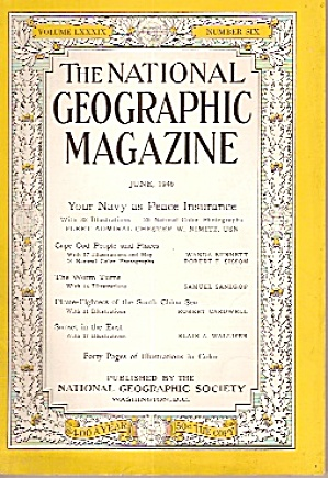 The National Geographic Magazine -=  October 1947 (Image1)