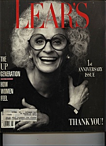LEAR'S Magazine - March 1989 (Image1)
