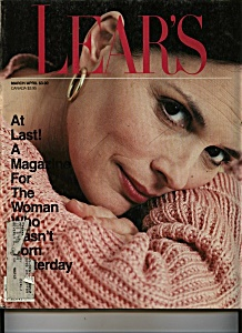 LEAR' S Magazine - March/April 1988 (Image1)