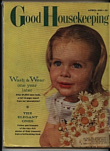 Good Housekeeping  Magazine- April 1959 (Image1)