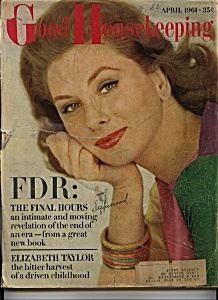Good Housekeeping  Magazine - April 1964 (Image1)