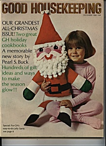 Good Housekeeping Magazine - December 1968 (Image1)