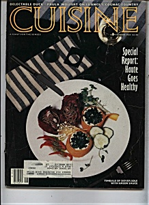 Cuisine Magazine - September 1984 (Image1)