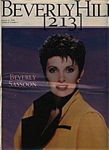 Beverly Hills (213) Magazine - January 24, 1990