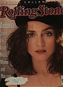 Rolling Stone Magazine - March 1989 (Image1)
