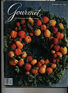 Gourmet Magazine - December 1984 (Image1)