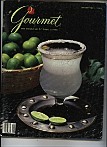 Gourmet Magazine =- January 1985