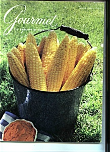 Gourmet magazine- August 1985 (Image1)