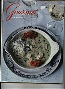 Gourmet Magazine - February 1985 (Image1)