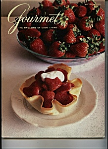 Gourmet Magazine - May 1985 (Image1)