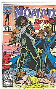 Nomad - - # 9 Jan. 1993 Marvel comics (Image1)