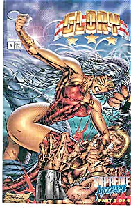Glory = Image comics - # 5   1995   Part 3 of 5 (Image1)