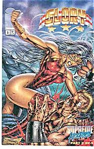 Glory = Image comics - # 5   1995   Part 3 of 5 (Image1)