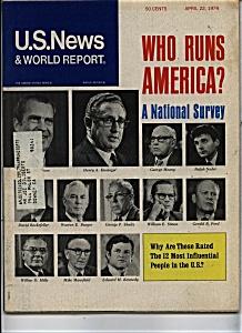 U. S. News & World Report - April 22, 1974 (Image1)