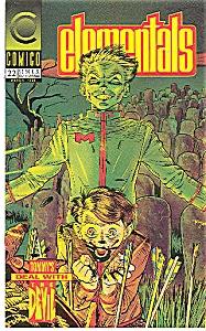 ELEMENTALS - Comico - # 22 March 1992 (Image1)
