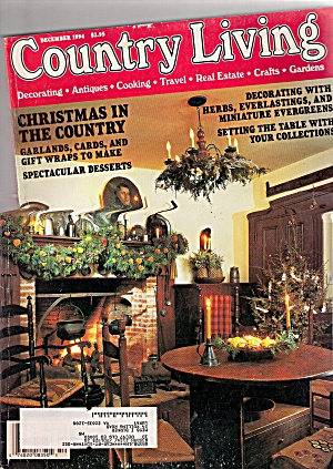 Country Living - December 1994 (Image1)