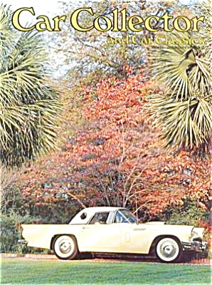 1979 CAR COLLECTOR Magazine (Image1)