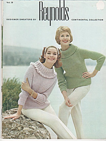 Designer Sweaters By Reynolds - Oop