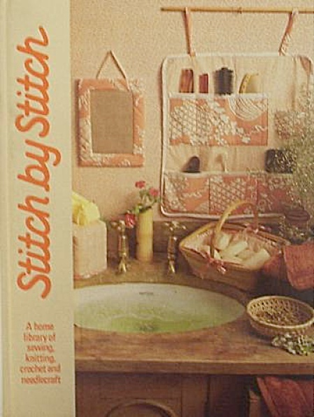 Stitch By Stitch - Knitting - Crochet - Sew - Vol4