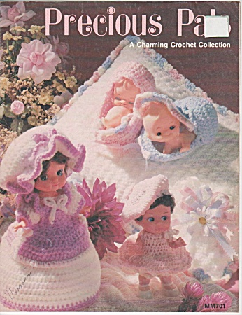Precious Pals Charming Crochet Collection Kew