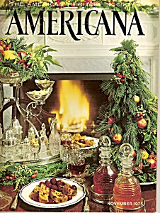 Americana magazine- November 1975 (Image1)