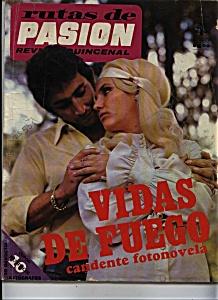 Rutas de PASION  Magazine - 16  Abril de 1969 (Image1)