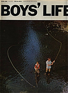 Boys' Life Magazine - April 1968 (Image1)