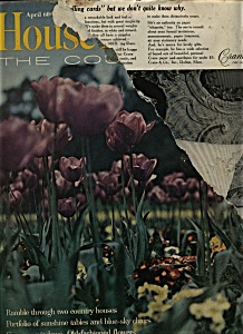 House Beautiful Magazine- April 1965 (Image1)