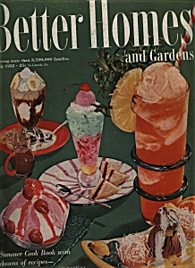 Better Homes and Gardens magazine - July 1952 (Image1)