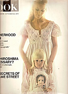 Look Magazine -  Serptember 22, 1970 (Image1)