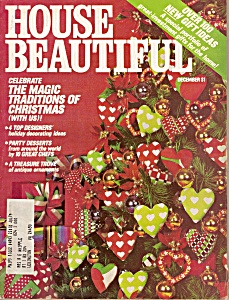 House Beautiful - December 1977