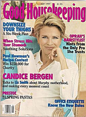 Good Housekeeping -  May 1997 (Image1)