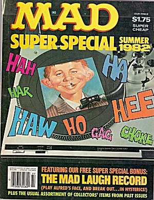 MAD SUPER SPECIAL - SUMMER 1982 (Image1)