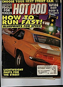 Hot Rod Magazine - May 1992 (Image1)