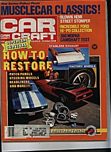 Car Craft Magazine - November 1985