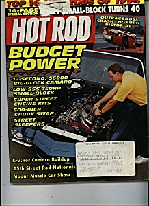 HOT ROD MAGAZINE  - December 1994 (Image1)