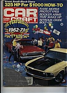 Car Craft Magazine - July 1984 (Image1)