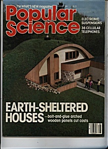 Popular Science Magazine - August 1985 (Image1)