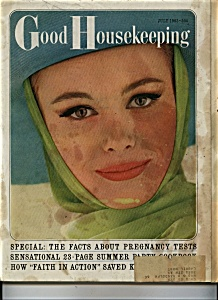 Good Housekeeping Magazine - July 1963 (Image1)
