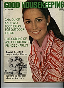 Good Housekeeping Magazine- July 1969 (Image1)