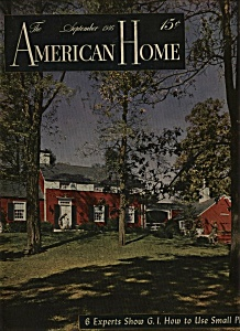 The American Home magazine - September 1946 (Image1)