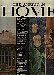 The American Home - October 1963