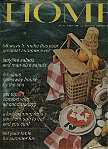 American Home Magazine- June 1966 (Image1)