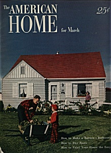 The American Home for March 1950 (Image1)