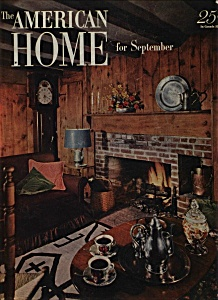 The American Home magazine - September 1950 (Image1)