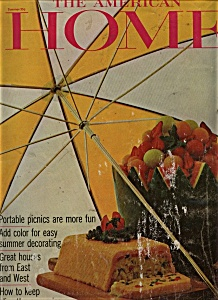The American Home Magazine =- Summer 1964 (Image1)