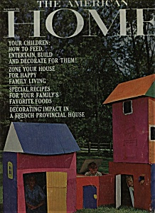 The American Home Magazine - September 1964