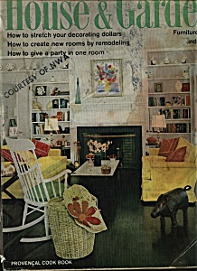House & Garden Magazine -  May  1964 (Image1)