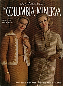 Magnificent Mohair: by Columbia Minerva - # 750 (Image1)
